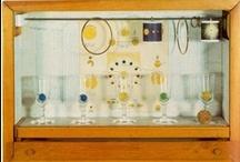 assemblage, retablos, nichos / by Nancy Broadbent