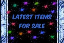 Latest items for SALE!!!!! / >> SUPPORT HANDMADE!!  Everything is available for purchase! Businesses can add as much as they like as long as a price is included in the description and the pin goes to a link where we can purchase. All businesses are welcome. Contact me  TO GET ACCESS to the board.  http://www.fiverr.com/lildiva ! Pin your deals as much as you would like!good luck to all !!   PRODUCTS MUST be G rated please.  >> MAKE A DIFFERENCE AND ENCOUNTER AMAZING DEALS!  / by Girl of Sunnyside <3