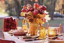 It's TableScapes / Beautifully designed and creative table layouts from all around. / by Melissa Dettlinger