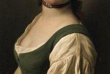 18th C. Womens Waistcoats