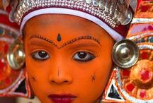 India | ɐıpuı / by Christiaan McPherson