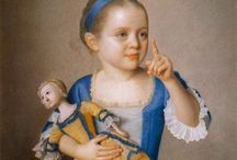 18th Century Children / by Jenny D'Onofrio