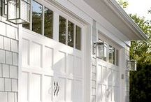 Garage & Carriage House Doors / by Haifaa Tannous