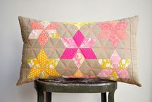 Sew Cushy / Cushions... pillows... pick your poison.