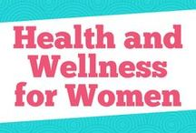 Health and Wellness for Women / This board is all about living a healthy lifestyle. We talk about  health hacks, fitness workouts, fitness inspiration, fitness tips, fitness goals, mental wellness, and overall wellness ideas.