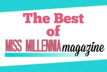 The Best of Miss Millennia Magazine / The best content for millennial women to transition into the real world. We write content on adulting,millennial women lifestsyle, millennial health and fitness, extra ways to make money and personal development.