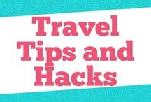 Travel Tips and Hacks / Looking for ways to travel more? This is filled with travel tips, travel destinations, travel hacks, travel tips, budget travel, travel cheap, and travel ideas.