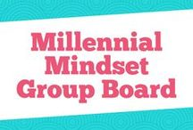 Millennial Mindset Group Board / Share your best content in regards to college life, education, finances, relationships, health and fitness tips, etc! NO RECIPES PLEASE! No direct affiliate links. Vertical Pins Only. Do not create a new section. Poorly performing pins will be deleted. Post as often as you like, just no more than 5 posts at a time. Make sure to repin twice for every pin you add. ANYONE WHO BREAKS THESE RULES WILL BE REMOVED WITHOUT WARNING.  Thanks!