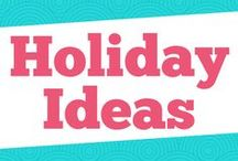 Holiday Ideas / Looking for ways to get ready for the holidays? We have all the tips you need for holidays such as Christmas, Halloween, Thanksgiving, Easter, 4th of July, Valentine's Day, and even St. Patrick's day.