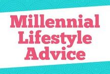 Millennial Lifestyle Advice / We talk everything about adulting and living that millennial life. Expect to find articles about millennial women, millennial money, millennial travel, millennial work, and millennials at home.