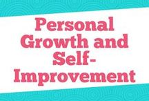 Personal Growth and Self Improvement / Everything you need for personal development including but not limited to personal growth books, self improvemnt tips, and advice to have a self improvement lifestyle.