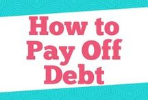 How to Pay Off Debt / This will show you how to get out of debt. We talk about everything from debt payoff, debt snowball method, debt avalanche method, student loan debt, credit card debt, debt management, debt relief, debt tips, debt repayment, debt elimination, and how to be debt free.