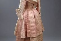 18th C. Quilted Clothing
