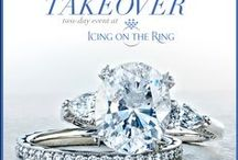 Tacori Takeover Weekend / Join us for an exclusive Tacori Takeover on April 9th and 10th - Shop hundreds of Tacori rings and more! Reserve your spot today: http://info.icingonthering.com/tacori-takeover