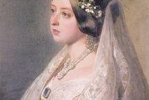 1860s Wedding Gowns & Ballgowns