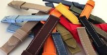Mustang Canvas Straps /  Mustang Canvas strap ,Canvas straps,Correas para relojes, Panerai, Tudor, correas canvas