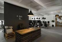 office / by Flavia Machado