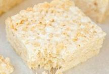 Rice Krispies® Classic Recipes / All of these recipes start with butter, marshmallows and Rice Krispies® Cereal, and end up being super-yummy.