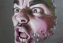 graffiti mural / arte, graffiti, mural, streetart, arte urbano, diseño callejero, intervenciones en el espacio público...