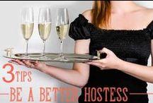 Entertaining / Recipes, decor ideas, and hosting tips / by Natasha Lorraine