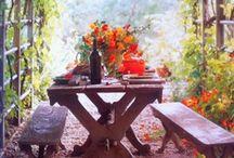 inspiration: garden / by Renee Duenow