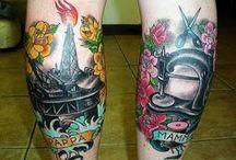Tattoos / by Nina Rojas