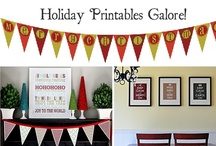 PRINTABLES & PAPER PROJECTS / by Susie