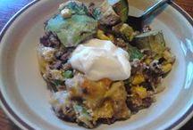 Recipes / by Natasha Lorraine