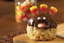 Thanksgiving Recipes / Start a tasty new family tradition with these Thanksgiving-themed Rice Krispies Treats® recipes. / by Rice Krispies®
