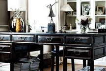Happy Home Offices / by Hollye Jacobs {The Silver Pen}