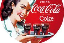 Coca-Cola / by Kathie Lane