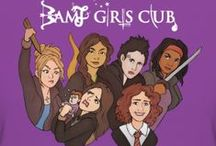 BAMF Girls Club / All things BAMFtastic! / by Comediva