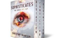 Sophisticates Series / Inspiration, news, and reviews for The Sophisticates Trilogy (Deviation, Conviction, and Redemption)