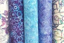 """Hoffman Bali Batiks / As """"quilting's original Bali batik maker,"""" Hoffman Fabrics began offering authentic hand-dyed Bali batiks with our innovative designs to the quilting industry back in the mid-1980s. We love to make batiks and it shows in our gorgeous fabrics that are unequaled in beauty and quality."""