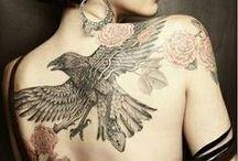 Tattoos / by Natasha Lorraine
