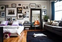 New York small studio apartment ideas / Small studio apartments ideas to maximize space.