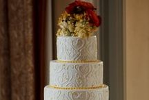 wedding cakes / the delicious, beautiful, unique, wedding day decoration and symbol that love is sweet.