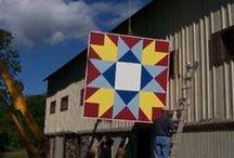 Barn  Quilts / by Phil Elliott