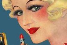 1930's makeup