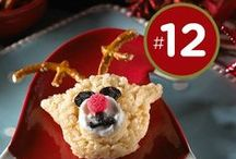 12 Days of Rice Krispies Treats / by Rice Krispies®