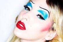 Hedwig Makeup