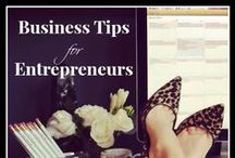 Business Ownership and Entrepreneurship / A place to share helpful tips, ideas and oneness with all of those who share a love for business!