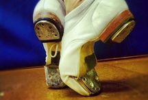 Clogging, Flat Footing, Buck Dancing, Irish Dancing, Fiddle & The Feet / by Kathie Lane