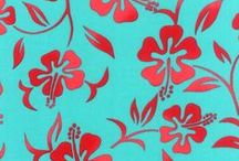 Hoffman Tropicals / Hoffman was the original creator of the Aloha Print & we are still the leader today. Here you will find both old and new, fresh and classic tropical prints.