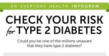 Diabetes / Do you suffer from diabetes? Follow us for tips on what you should eat, what you should know about diabetes, and more!