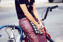 + K N I T ♥ G L A M ♥ G R U N G E / Street style inspiration focused around the modern meets boho trend GLAM KNIT GRUNGE