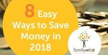 Budget Better / Do you need help learning how to budget? See these tips and tricks for easy ways to save money that will benefit your finances long term.