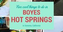 Five cool things to do in Boyes Hot Springs, California