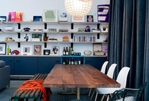 LOUNGES/DINING ROOMS