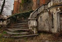 Abandoned / abandoned, ancient, unusual, enchanted / by Ginney Storz
